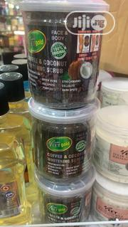 Veetgold Coffee and Coconut Whitening Scrub | Skin Care for sale in Lagos State, Lagos Island
