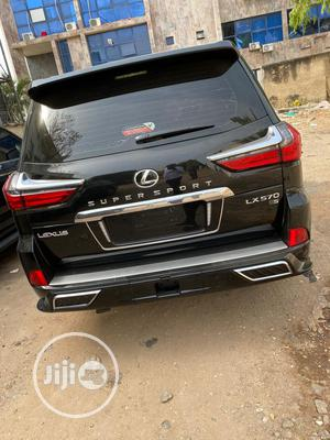 New Lexus LX 2020 Black   Cars for sale in Abuja (FCT) State, Maitama