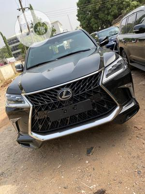 New Lexus LX 2020 Black | Cars for sale in Abuja (FCT) State, Maitama