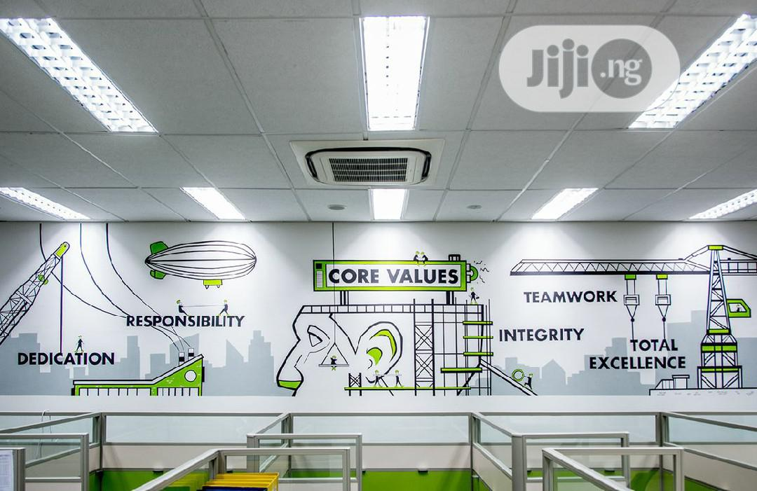 Archive: Office Graphics Design