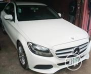 Mercedes-Benz C200 2015 White | Cars for sale in Lagos State, Surulere