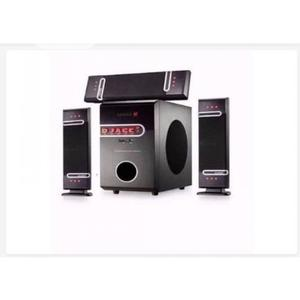 DJACK 3.1 X-Bass Bluetooth Home Theatre System (Dj-D3l)Ja21   Audio & Music Equipment for sale in Lagos State, Alimosho