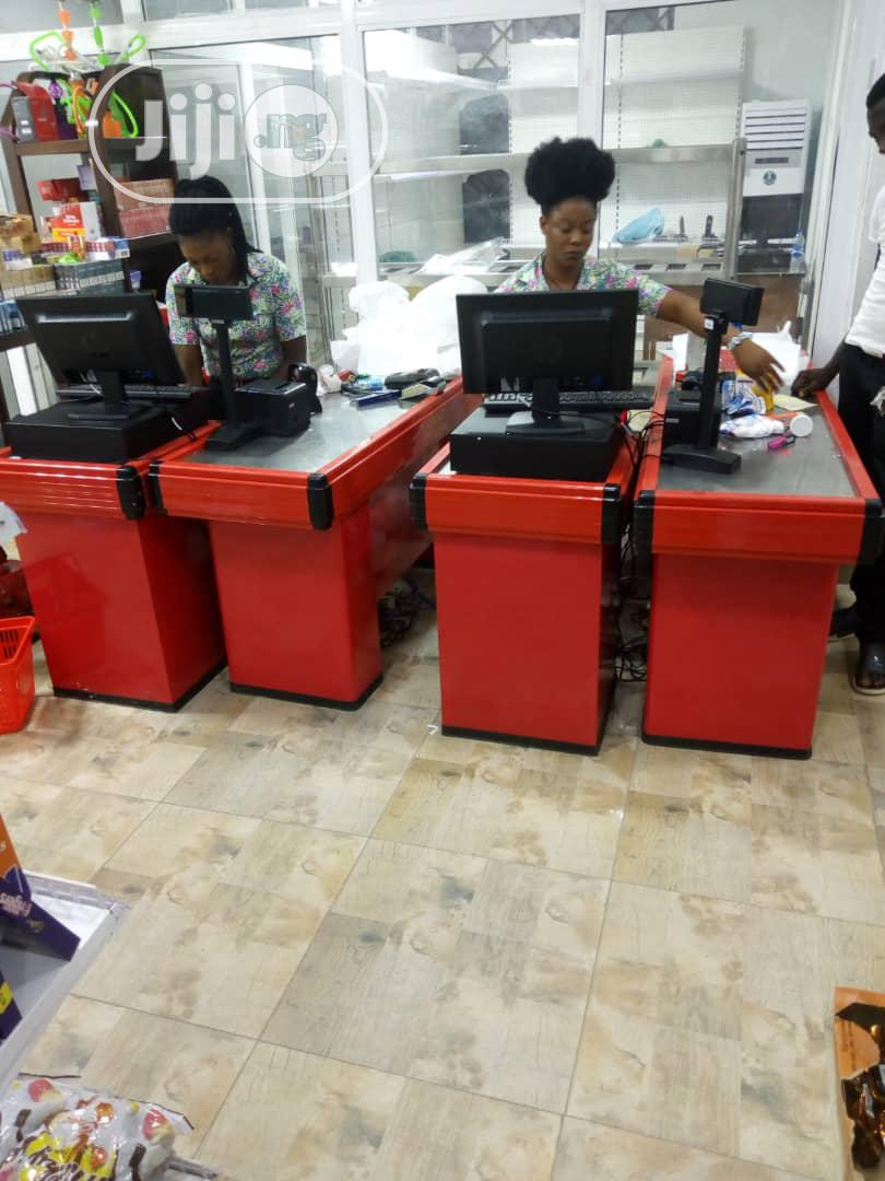 Cashier's Table | Store Equipment for sale in Lagos State, Nigeria