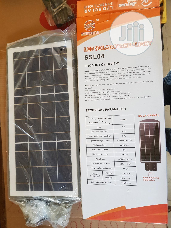 60w All In One Solar Street Light | Solar Energy for sale in Ojo, Lagos State, Nigeria
