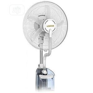 """Lontor 18"""" Rechargeable Mist Fan With Remote Control FB19 