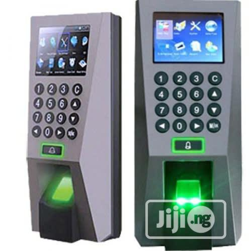 Zkteco F18 Biometric Fingerprint Reader – Access Control