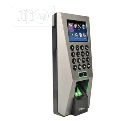 Zkteco F18 Biometric Fingerprint Reader – Access Control | Safety Equipment for sale in Ikeja, Lagos State, Nigeria