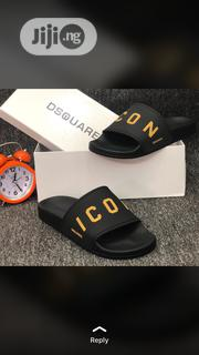 D Squared 'ICON' Slippers | Shoes for sale in Lagos State, Lagos Island