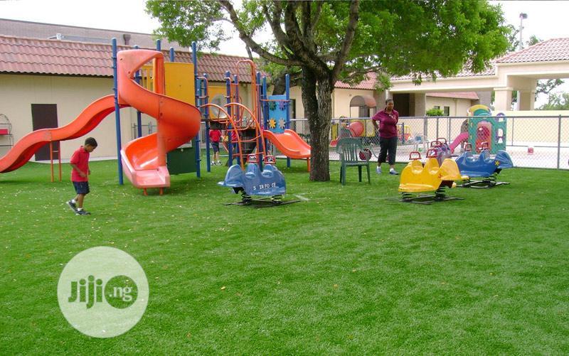Safer Children Playground Turf