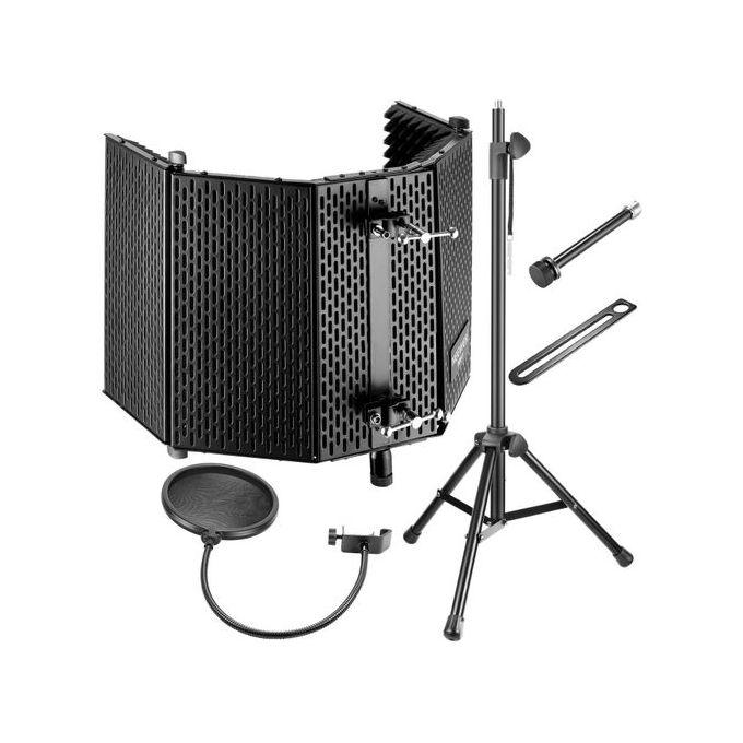 POP Filter Stand Vocal Booth