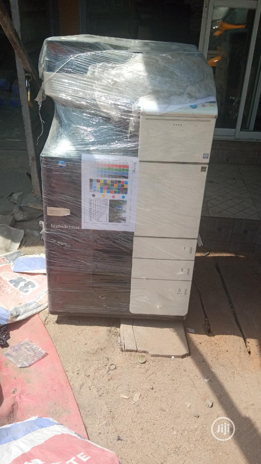 Bizhub C224e Photocopier | Printers & Scanners for sale in Surulere, Lagos State, Nigeria