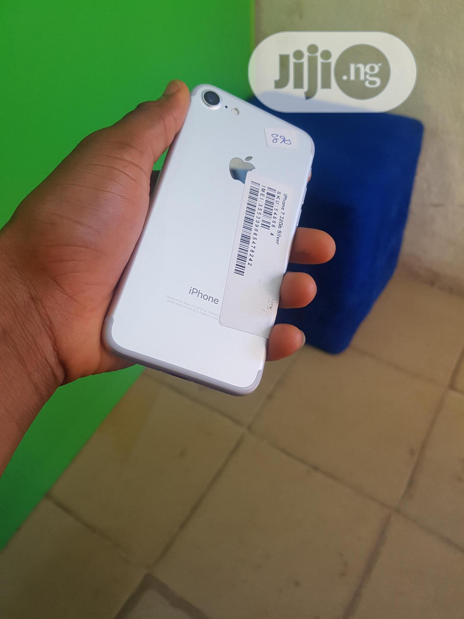 Apple iPhone 7 32 GB Gray | Mobile Phones for sale in Benin City, Edo State, Nigeria