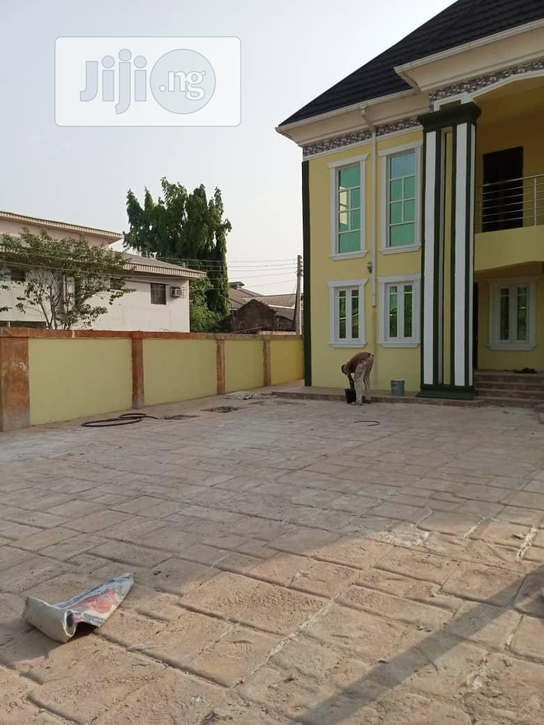 Well Built Brand New 4bedroom Duplex Ensuite @ Ihama G.R.A For Sale | Houses & Apartments For Sale for sale in Benin City, Edo State, Nigeria