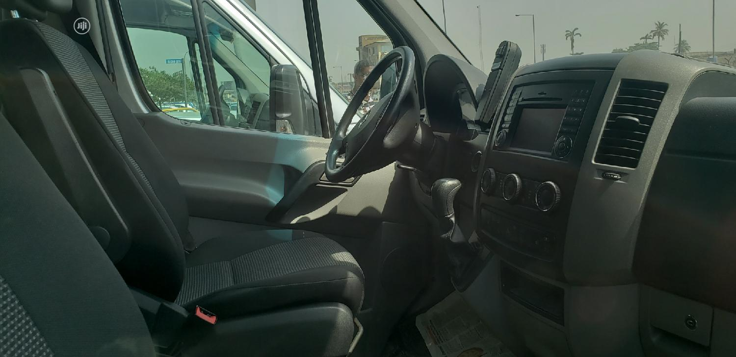 Mercedes Benz Sprinter 2015 Silver | Buses & Microbuses for sale in Surulere, Lagos State, Nigeria