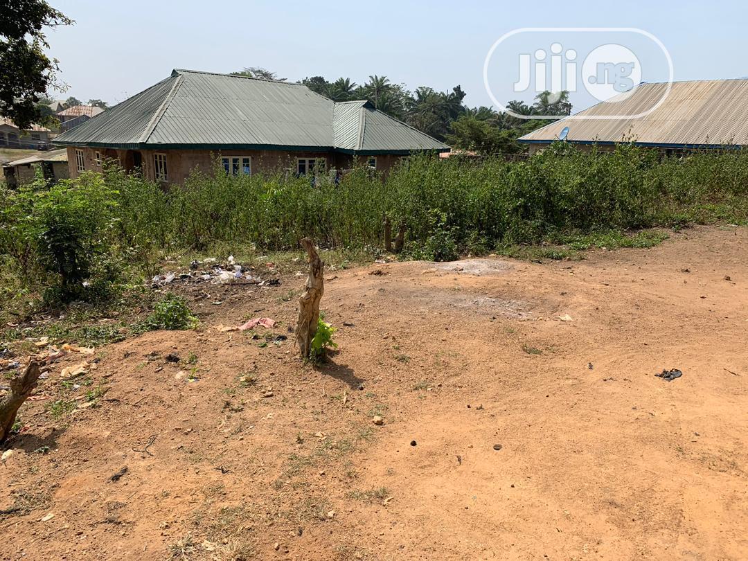 Archive: Half Plot Of Land At Olorisaoko Junction Moniya Ibadan