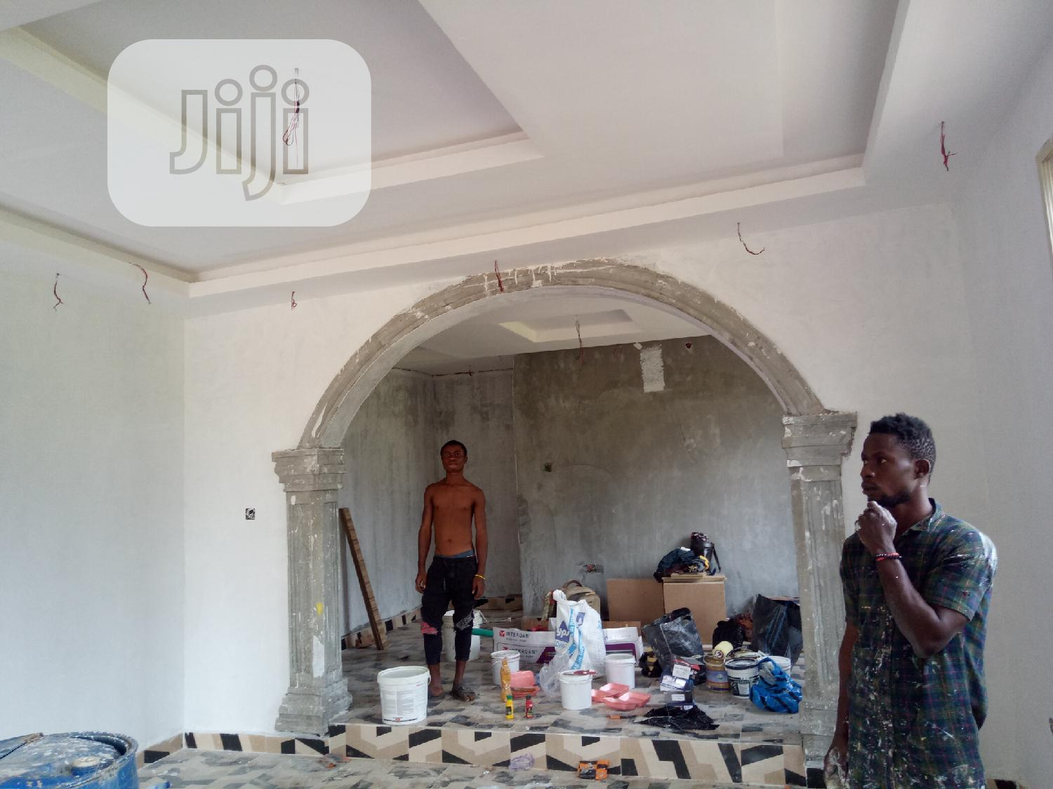 Exclusive POP Work | Building & Trades Services for sale in Alimosho, Lagos State, Nigeria