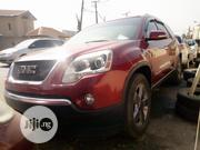 GMC Acadia 2008 Red   Cars for sale in Lagos State, Ikeja
