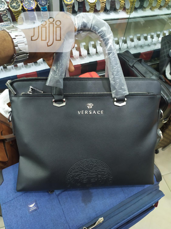Versace, LV And Prada Designer Men Hanbags Bags Genuine Leather