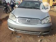 Toyota Corolla 2004 Sedan Silver | Cars for sale in Oyo State, Ibadan