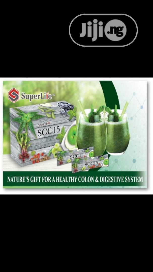 System Colon Care 15 SCC15 Payment on Delivery NATIONWIDE | Vitamins & Supplements for sale in Ifako-Ijaiye, Lagos State, Nigeria