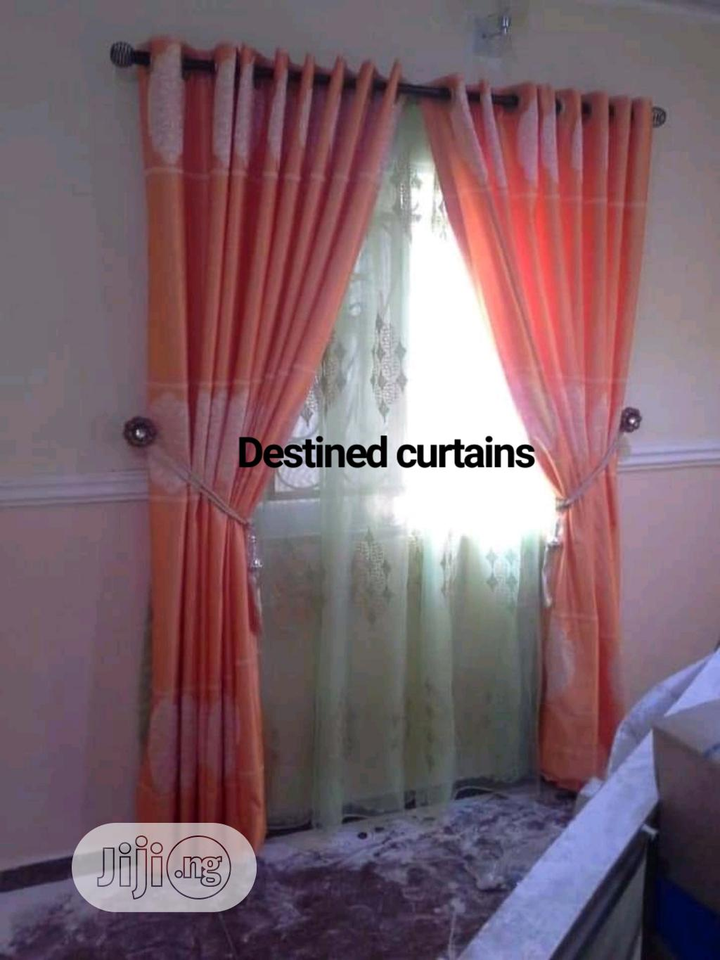 Sheer Curtains   Home Accessories for sale in Maitama, Abuja (FCT) State, Nigeria