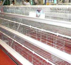 China Factory Battery Cages Imported Hot Galvanized Poultry Cages | Farm Machinery & Equipment for sale in Lagos State, Ikeja