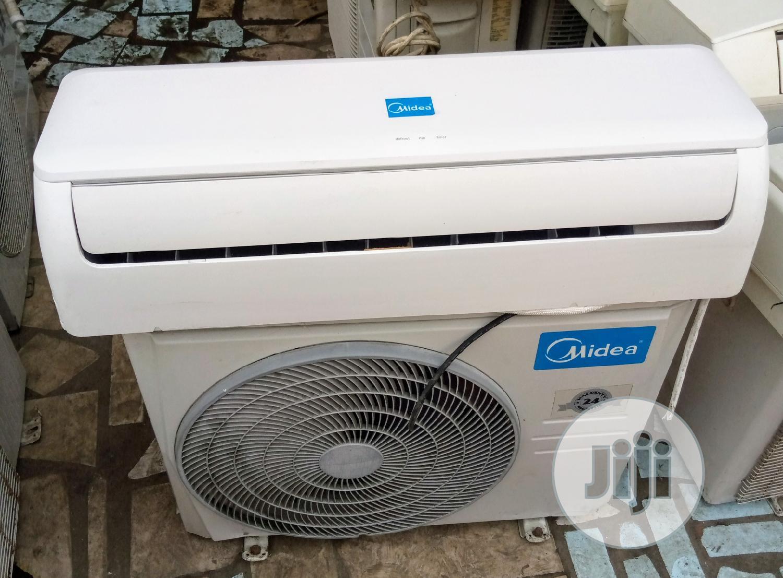 1.5hp Midea Air Conditioner | Home Appliances for sale in Lagos Island (Eko), Lagos State, Nigeria