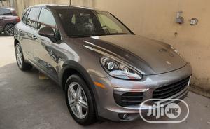 Porsche Cayenne 2016 Gray | Cars for sale in Lagos State, Amuwo-Odofin
