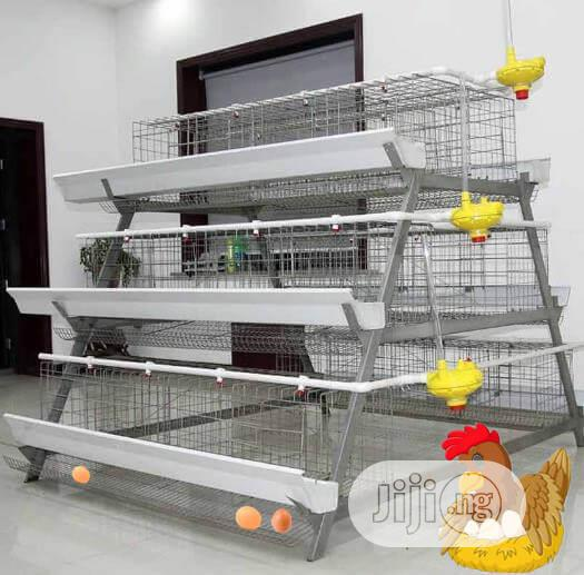 China Factory Battery Cage Poultry Battery Cages Best Quality Cages