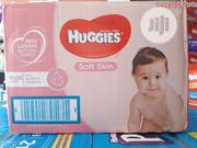 Huggies Soft Skin Wipes (560 Wipes) | Baby & Child Care for sale in Lagos State, Magodo