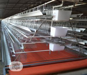 Battery Cages China Factory Imported Hot Galvanized Poultry Cages | Farm Machinery & Equipment for sale in Abuja (FCT) State, Apo District