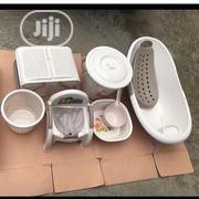 Babybath Tub Set | Children's Gear & Safety for sale in Lagos State, Alimosho