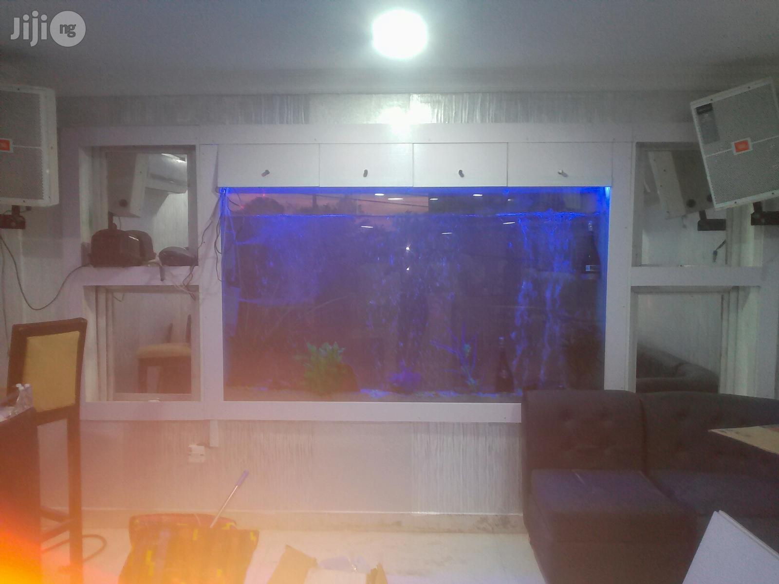 Archive: Wall Aquarium