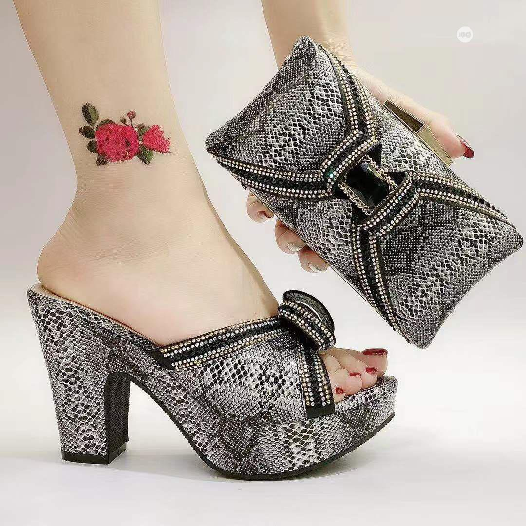 Classy Shoe and Purse