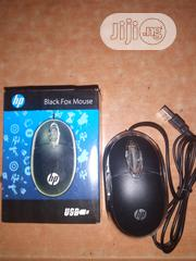 Hp Black Fox Mouse | Computer Accessories  for sale in Edo State, Benin City