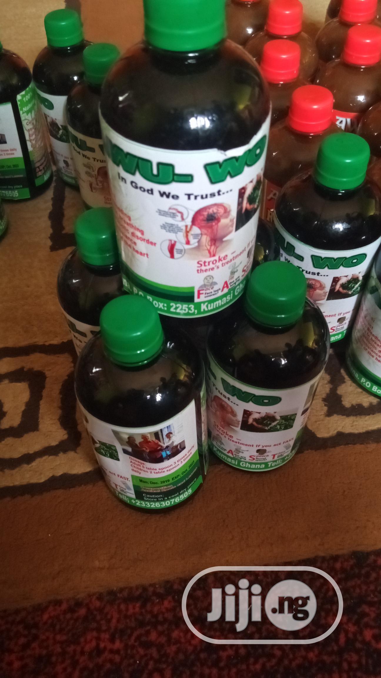 High and Low Blood Pressure Solution/Diabetes Herbal Drink