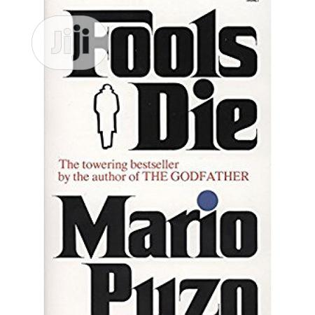 Archive: FOOLS DIE Mario Puso.Free Delivery