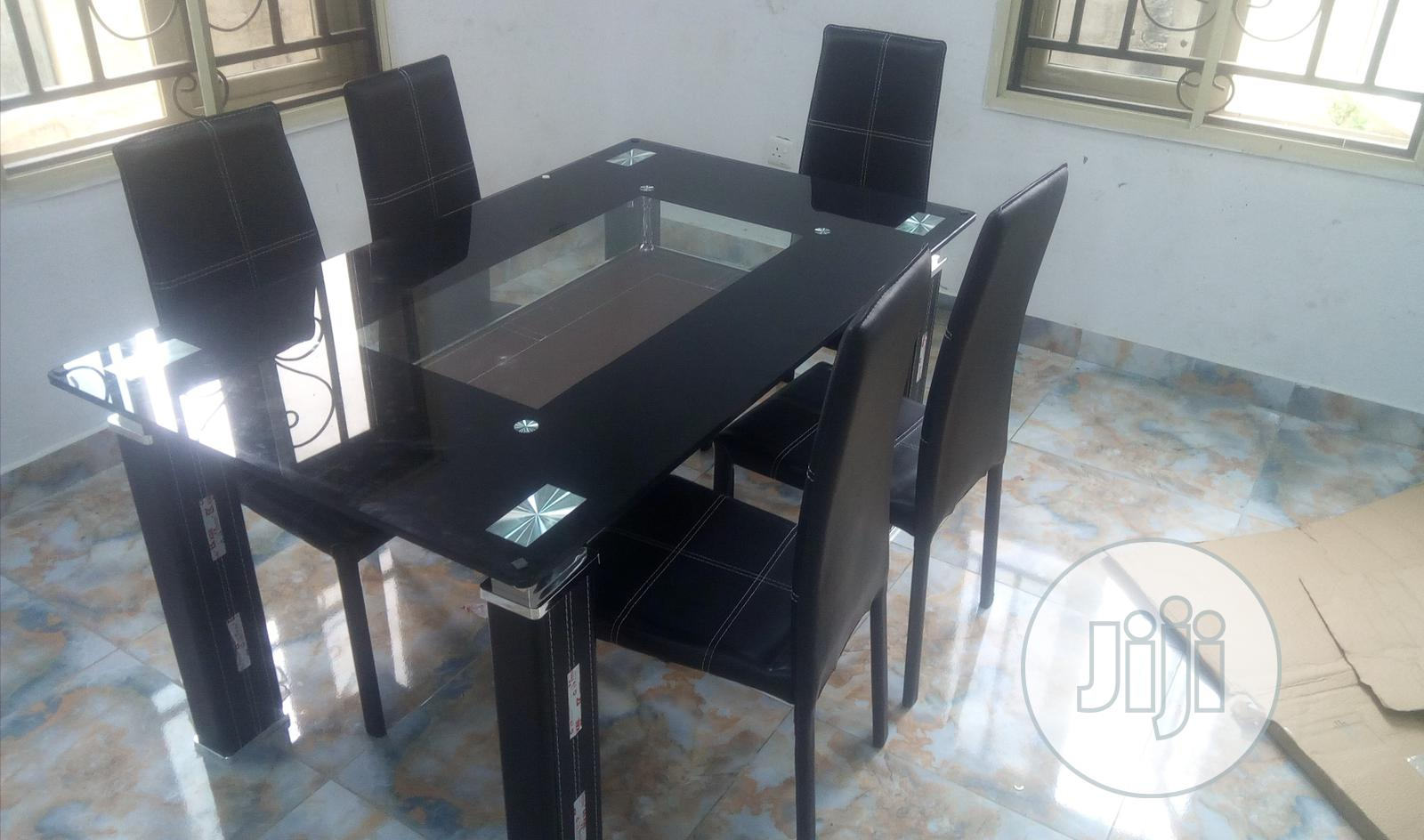 Affordable Imported Dining Table With Six Chairs
