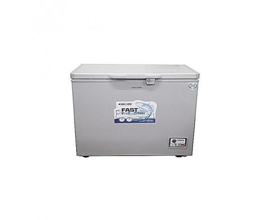 Bruhm Chest Freezer - Sd200f -SILVER-GLORY SERIES - 200LTR