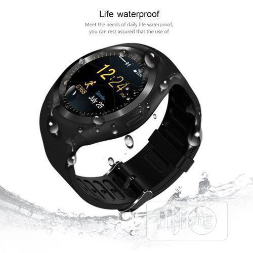 Skmei Smart Watches GSM Sim Remote Camera Display Sport Wristwatch