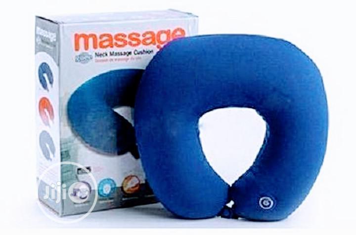 Archive: Neck Massage Pillow