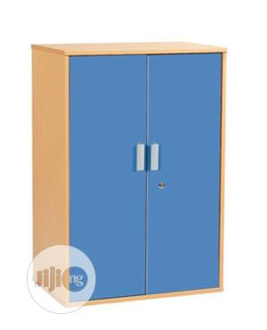 A Brand New High Quality And Durable Children Wardrobe With Blue Doors | Children's Furniture for sale in Lagos State, Oshodi