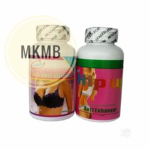 J Chen 2 In 1 Breast And Hip Up Butt Enlargement Vitamins | Sexual Wellness for sale in Lagos State, Ajah