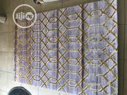 Violet Color With Gold Designs Center Rugs   Home Accessories for sale in Lagos State, Lagos Island