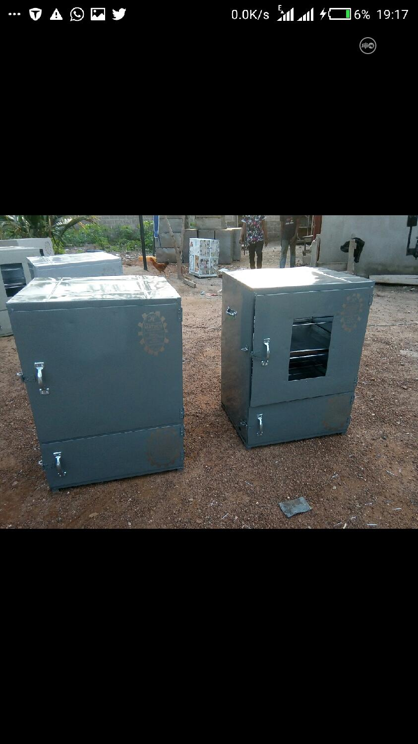 Easytech Charcoal And Gas Oven Enterprises   Industrial Ovens for sale in Oshodi, Lagos State, Nigeria