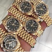 Rolex Fashion Gold Wrist Watch | Watches for sale in Lagos State, Surulere