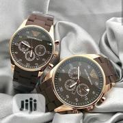 Emporio Armani Fashion Unisex Watch | Watches for sale in Lagos State, Surulere