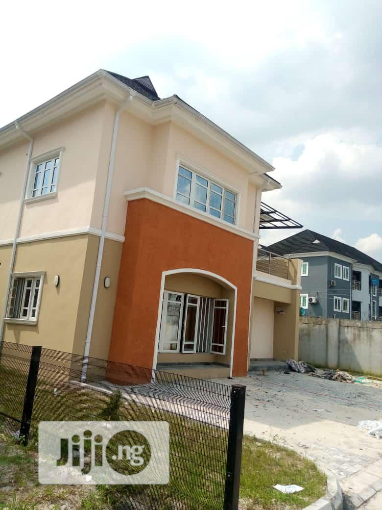 For Sale 4bedroom Duplex With Bq And Constant Light In Golf Estate PH