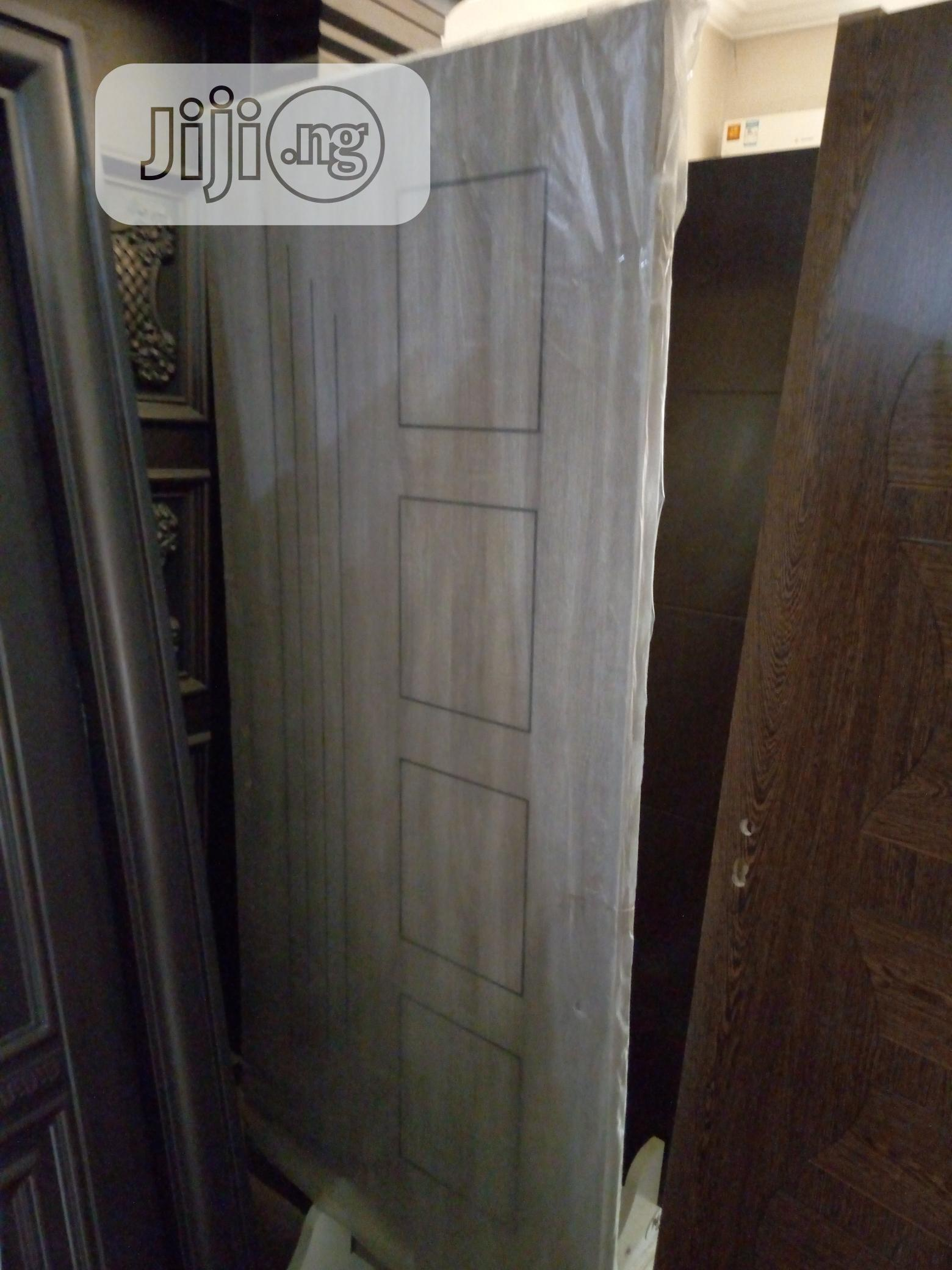 Standard Wooden Door | Doors for sale in Orile, Lagos State, Nigeria