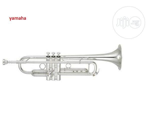 Professional Trumpet - Silver